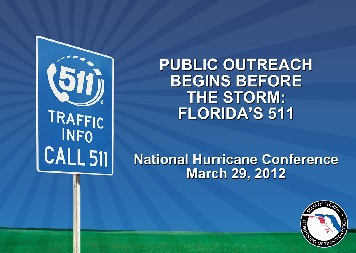 Vicky Mixson Speaks at 2012 National Hurricane Conference