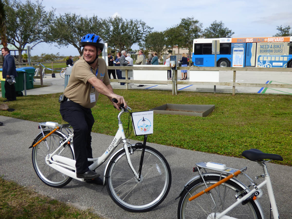 Global-5 provides marketing and event services for Bikes Bus Beach + Brevard Summit
