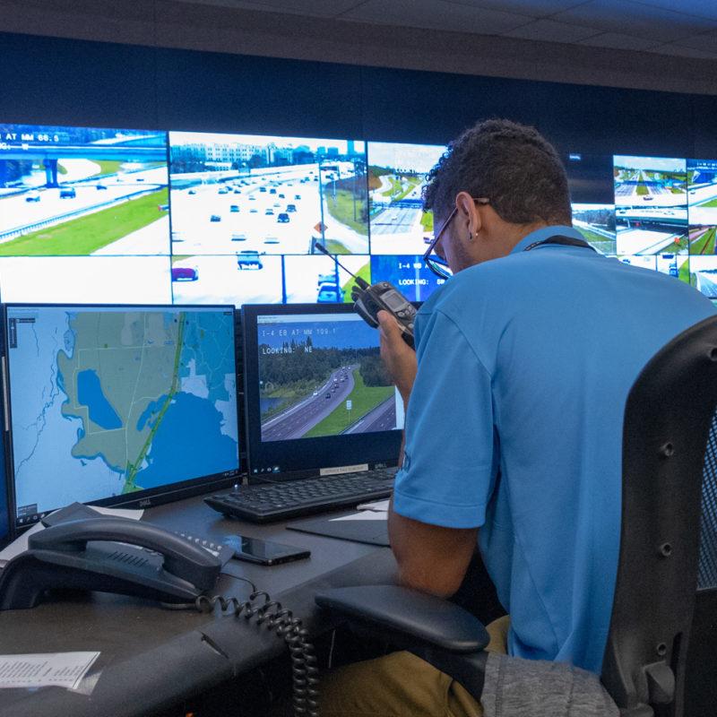 Florida Department of Transportation District 5 Regional Transportation Center