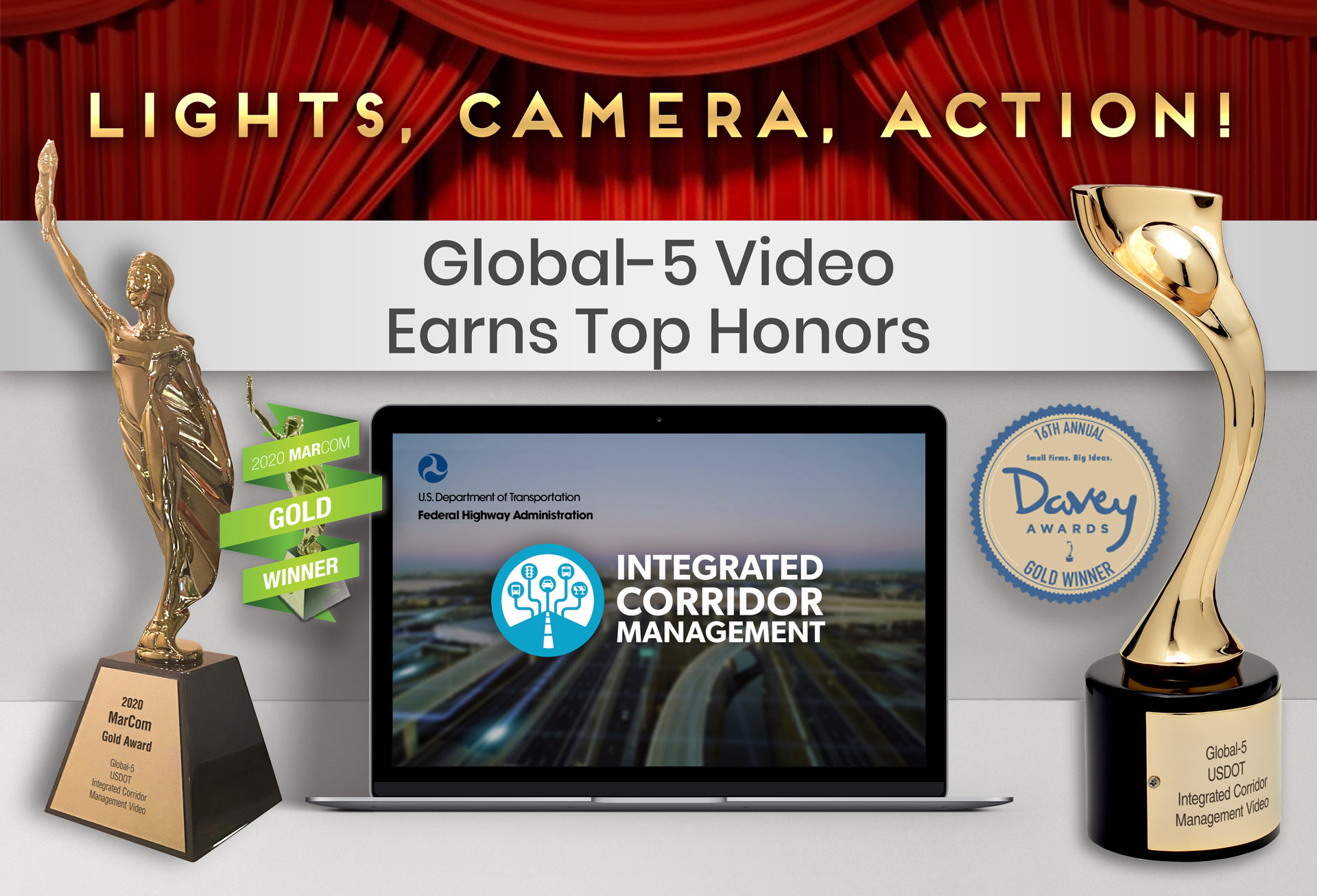Global-5 Video Earns Top Honors
