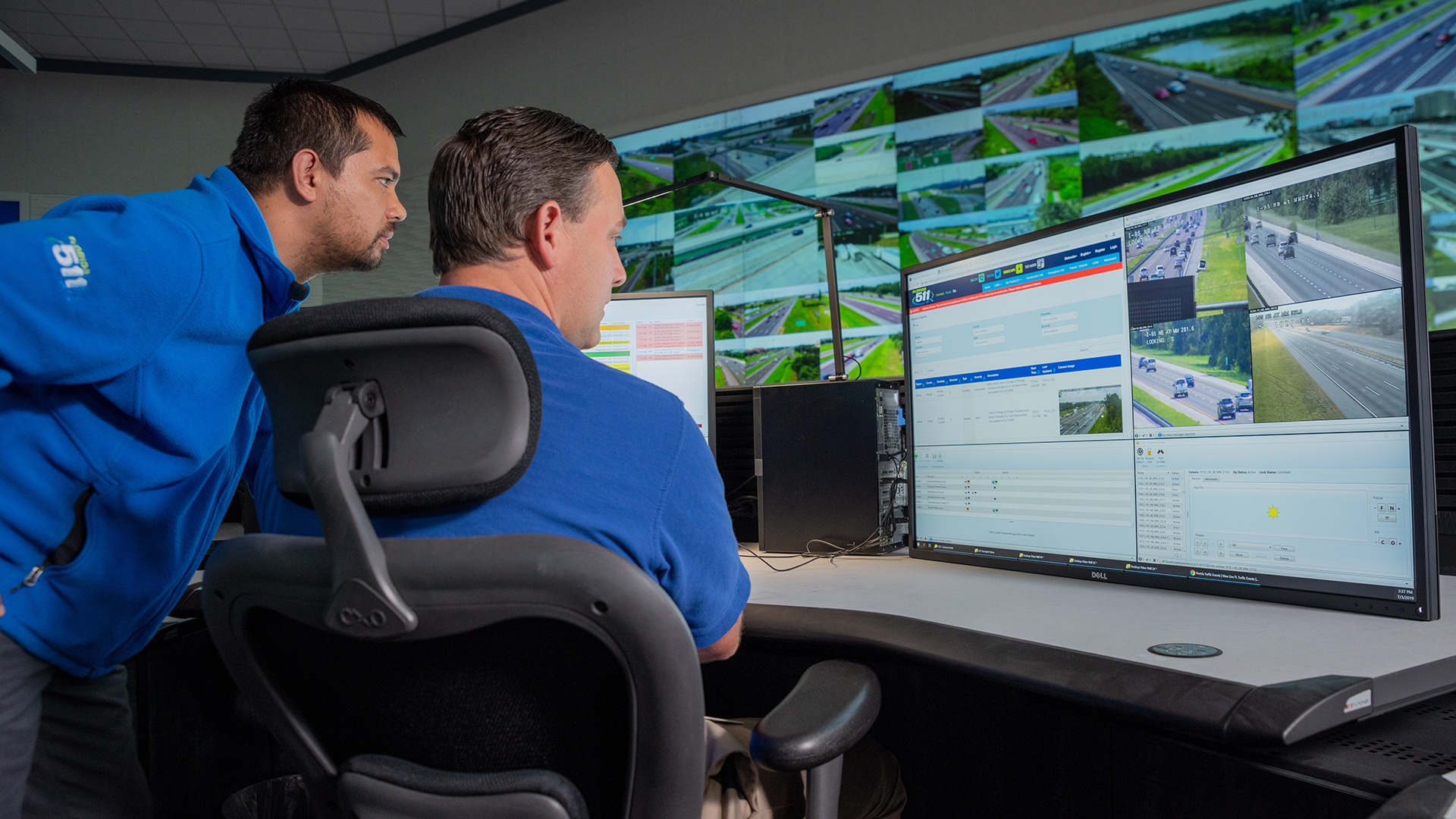 Global-5 Ensures Consistency of Vital Traffic Data with Computer-Based Training